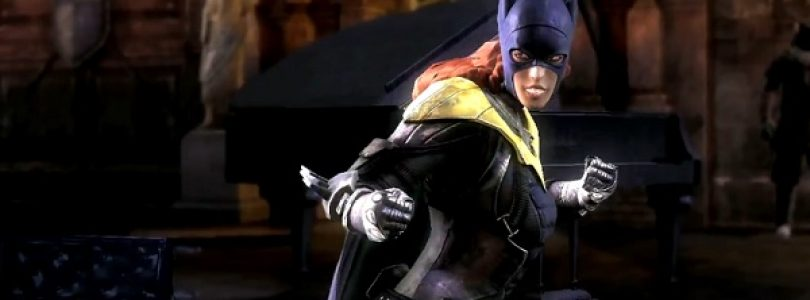 Batgirl confirmed as DLC character for Injustice: Gods Among Us