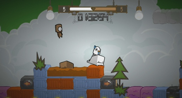 Screenshot from User Created Level