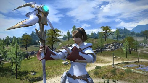 Final Fantasy XIV: A Realm Reborn Due Out This Winter