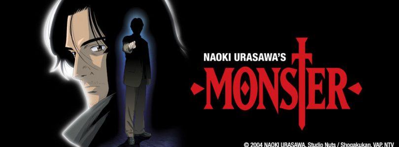 Naoki Urasawa's MONSTER licensed by Siren Visual