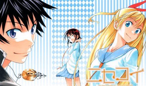 Nisekoi anime adaptation announced