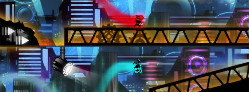 Music Platformer 'Rush Bros.' Launching With A Discount