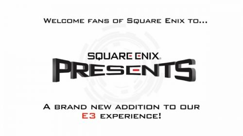 Square Enix to hold a live broadcast during E3 2013