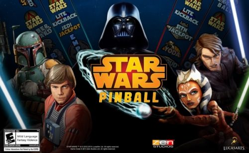 Zen Studios' Star Wars Pinball Coming to PlayStation Network Next Week