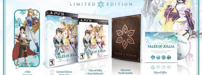 Tales of Xillia Limited Edition announced for North America