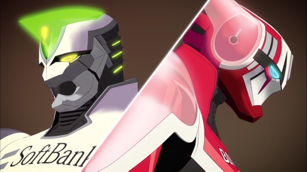TIGER & BUNNY © SUNRISE/T&B PARTNERS, MBS