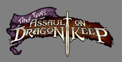 Borderlands 2: Tiny Tina's Assault on Dragon Keep DLC announced