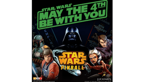 Celebrate Star Wars Day With Zen Studios