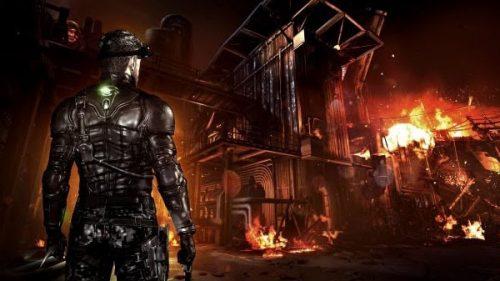 Splinter Cell: Blacklist – 'The Blacklist Begins' at E3 2013