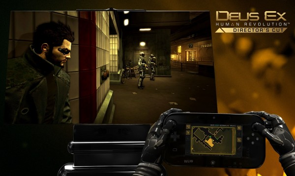 DEUS EX: HUMAN REVOLUTION - DIRECTOR'S CUT [PS3] | Square ...