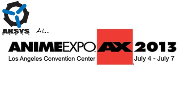 aksys-at-anime-expo-2013