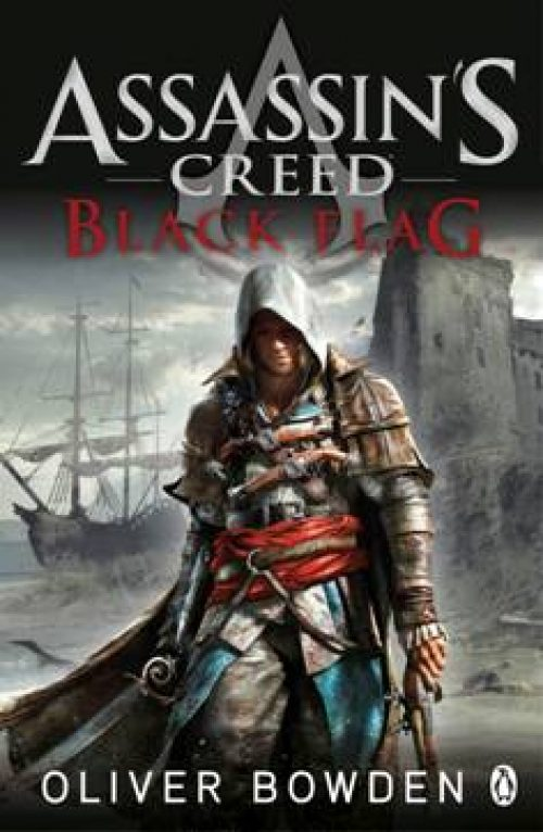 Assassin's Creed IV: Black Flag to get 3 Books published about it
