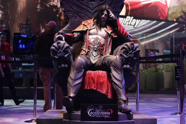 castlevania-e3-throne
