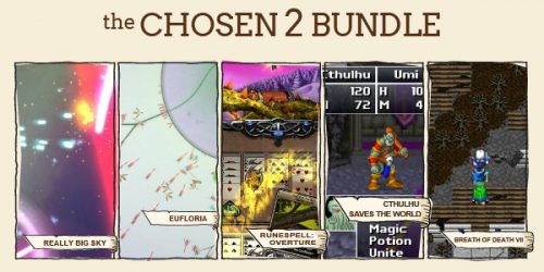 Indie Royale The Chosen 2 Bundle Released