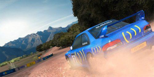 Colin McRae Rally Races Onto iOS Today