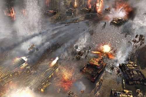 Company of Heroes 2 Unleashes Screens, Multiplayer Trailer