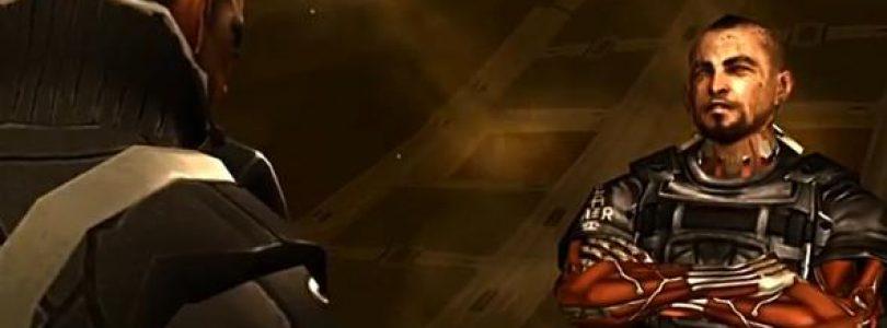Square Enix Announces Deus Ex: The Fall