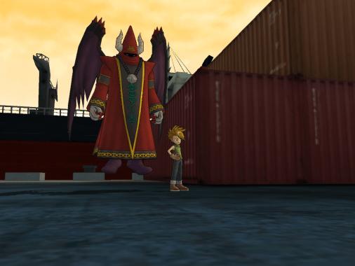 Daemon The Demon King!