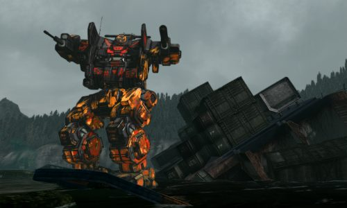 FireBrand Brings The Heat to MechWarrior Online