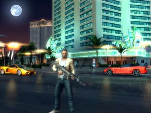 Gangstar Vegas Busts into iTunes