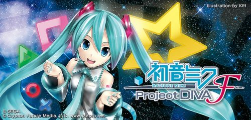 Hatsune Miku Project Diva F heading West this August