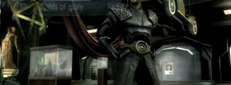 Man of Steel Superman and General Zod to Join Injustice: Gods Among Us