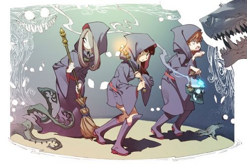 Little Witch Academia getting a Collector's Edition release in North America