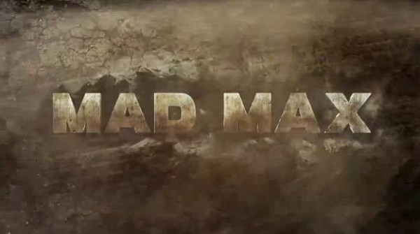 Mad Max The Game. E3 2013.
