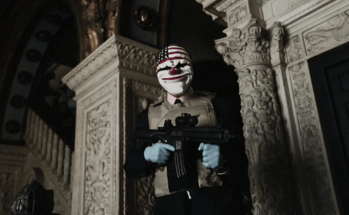 505 Games Launch Payday Webseries