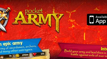 Humble iOS RPG Pocket Army Punches Above Its Weight