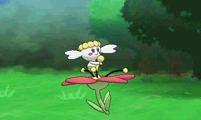 Flabébé (Fairy)