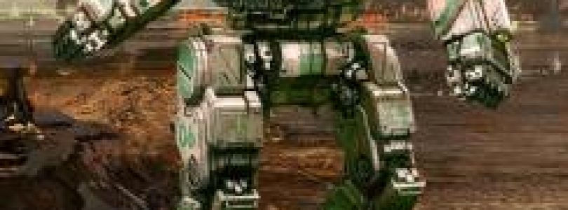 Quickdraw Mech now available in MechWarrior Online