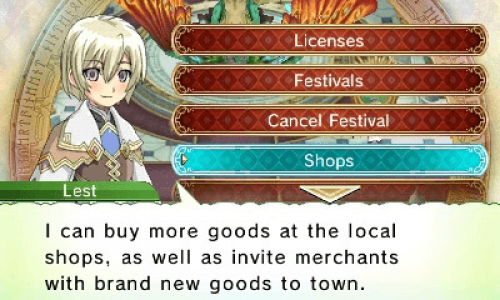 Rune Factory 4's first English screenshots released for E3