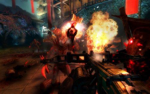 Shadow Warrior Remake Gets Some Screenshots