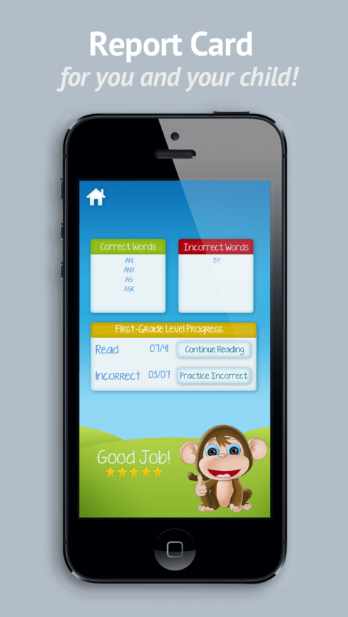Sight Words – the Future of Flashcards Out Now on the iOS