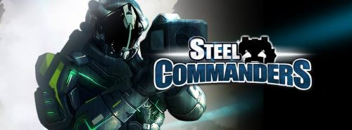 Sci-Fi Card Game Steel Commanders Out Now