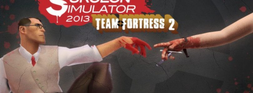 Surgeon Simulator 2013/Team Fortress 2 Crossover Released
