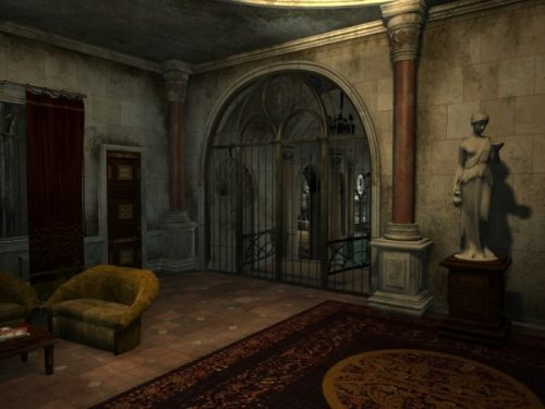 Syberia 1 Coming to iOS