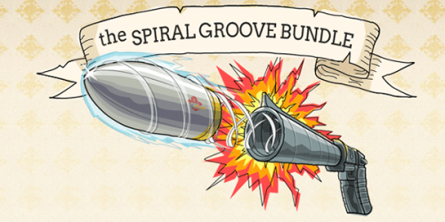 The Spiral Groove Bundle Released at Indie Royale