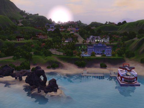 The Sims 3 Island Paradise Makes a Splash in Australia