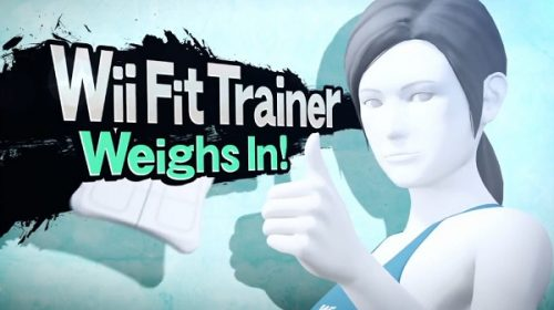 Wii Fit Trainer added to Super Smash Bros. roster