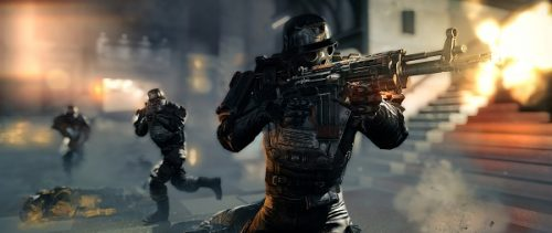 Wolfenstein: The New Order's E3 trailer is certainly interesting