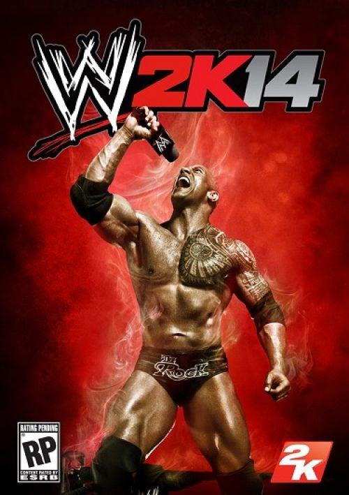 WWE 2K14's cover art officially revealed alongside debut trailer