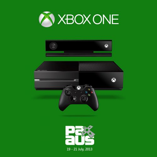 Xbox One Coming To PAX Aus