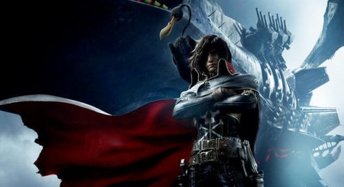 Captain Harlock CG Film 3-Minute Trailer Released