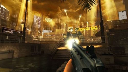 Deus Ex: The Fall on iOS Thursday