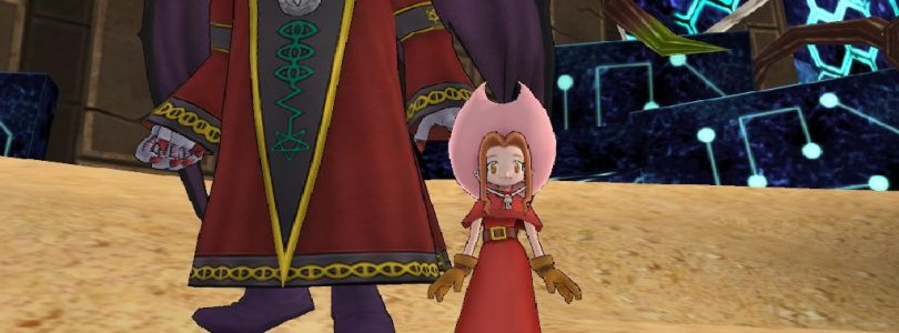 Fashionista Mimi Joins The Fight In Digimon Masters Online