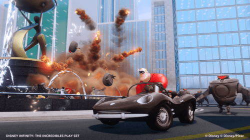 Disney Infinity Incredibles Playset Details Emerge