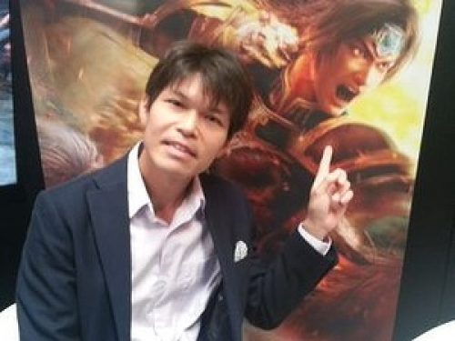 Dynasty Warriors 8 Interview with Atsushi Miyauchi – PAXAus 2013