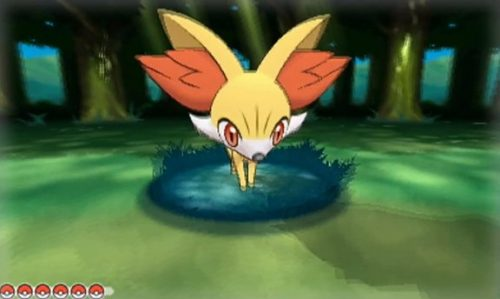 "New Pokemon X and Y Trailer Reveals Pokemon ""Oorotto"""